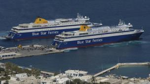 Blue Star Naxos ... Blue Star Paros