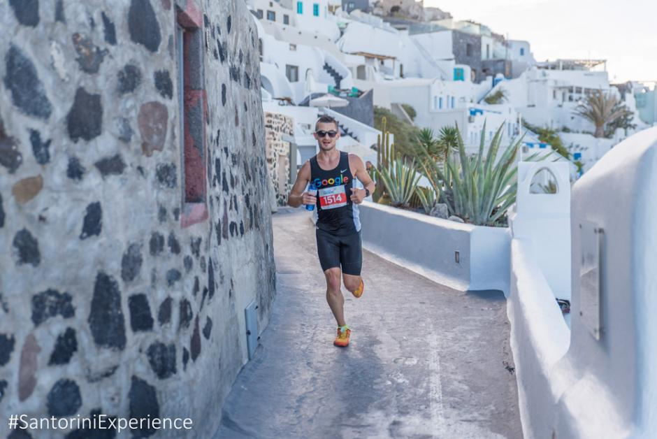 Trail Running @ Santorini Experience (photo by Elias Lefas)